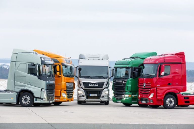 Выкуп грузовых авто в Сочи